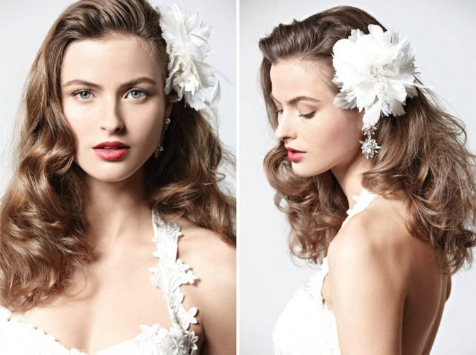 Western Bridal Hairstyle Make-Up - Spas and Salons India