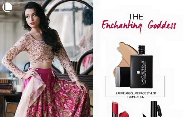 LAKME Model - Hairstyles and Makeup India - 150 - Spas and Salons India