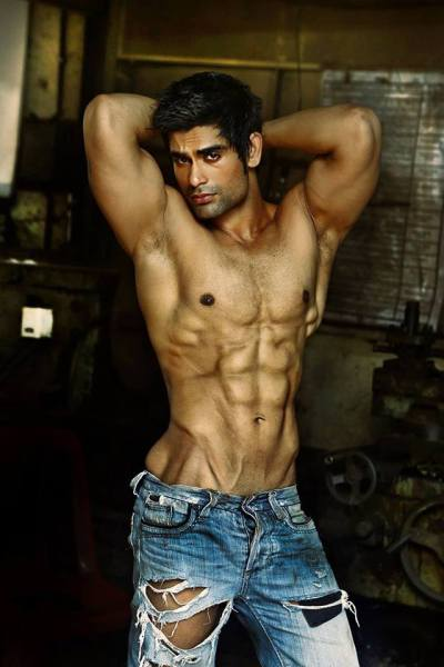 Indian Fashion and Fitness Model Sandy Singh Chhikara